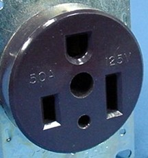 N 5 50R 125 volt the 50 amp 120 240 volt 3 pole 4 120 volt outlet wiring at mifinder.co